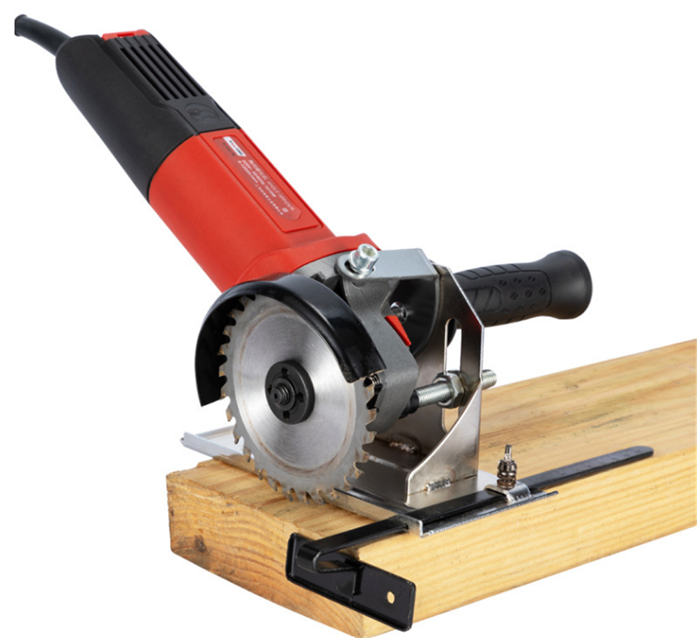 Drillpro Multifunction Angle Grinder Stand Angle Cutting Bracket with  Adjustable - US$26.99