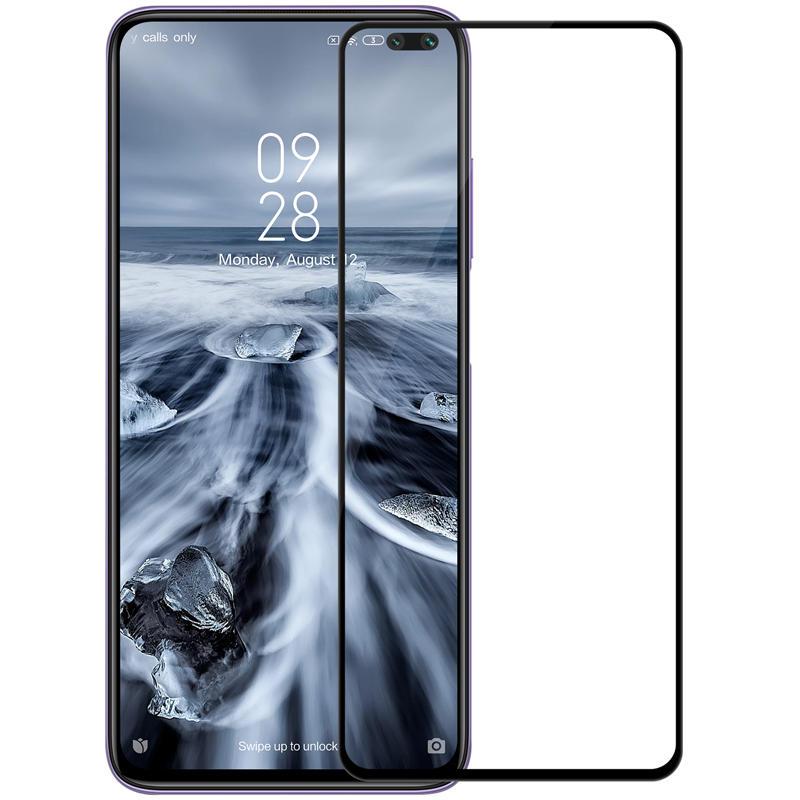 NILLKIN Incredibile protezione dello schermo in vetro temperato a copertura totale antideflagrante CP + PRO per Xiaomi Redmi K30 / Xiaomi Redmi K30 5G