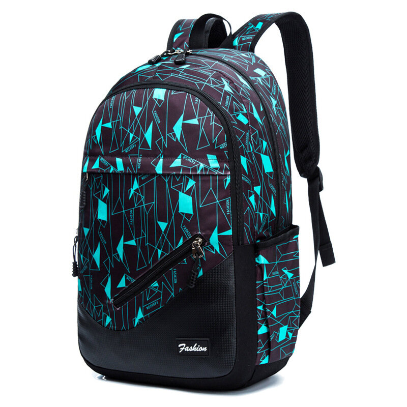 Women Men Large Capacity Fashion Multifunction Sports Outdoor Backpack Laptop Bag