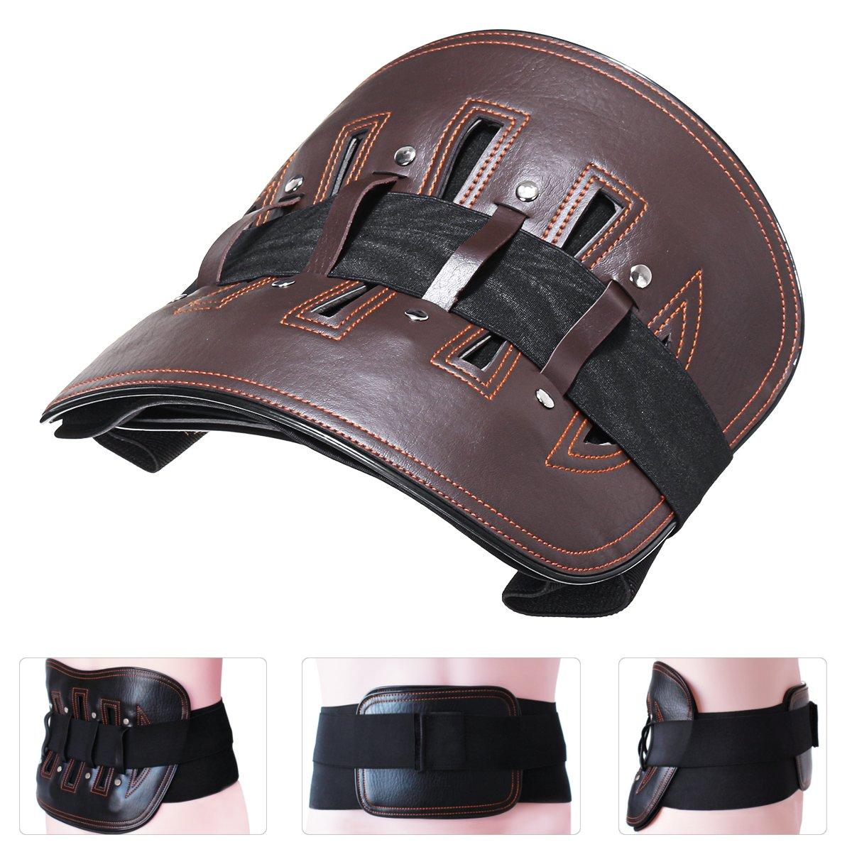 Self Heating Waist Belt Lumbar Disc Therapy Brace Spine Protector Relieve Back Muscle Fatigue