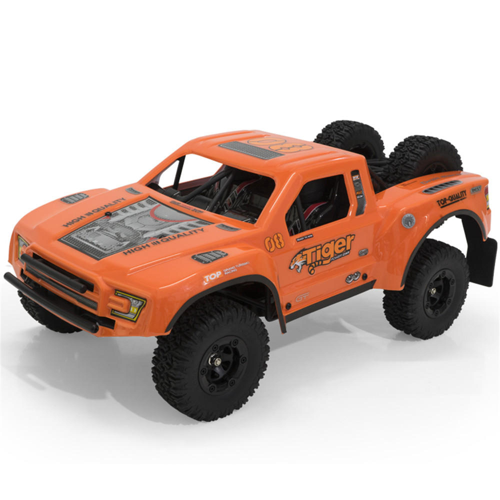 WLtoys 12427 2.4G 1/12 4WD Crawler RC Car With LED Light - 11