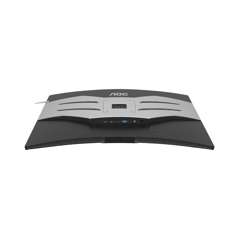 XIAOMI Ecosystem AOC AG322FCX1 Moniteur de jeu E Sports 31,5 pouces 144Hz Taux de rafraîchissement 178 ° Angle de vision 1800R Grande courbure 3000: 1 Affichage de contraste statique élevé - 11