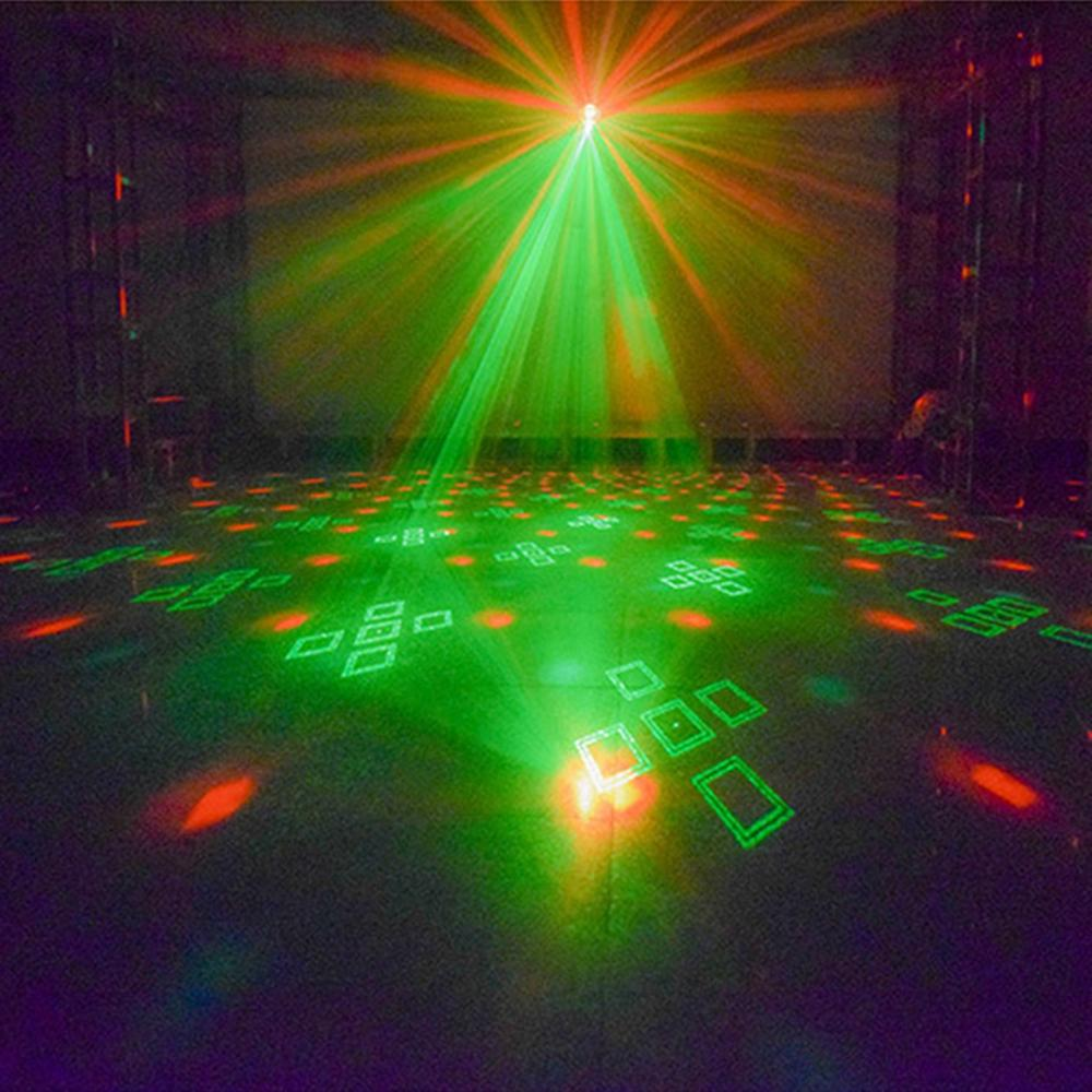 24W RGBW 4 IN 1 DMX512 LED Spider Beam Moving Head Stage Lighting DJ Party Disco - 7