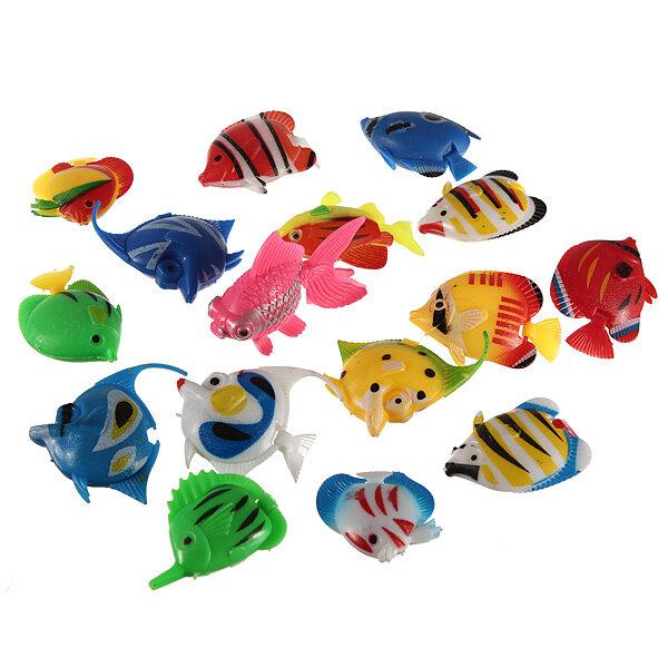 Fake Fish Fish Tank Decoration Plastic Artificial Tropical Fish