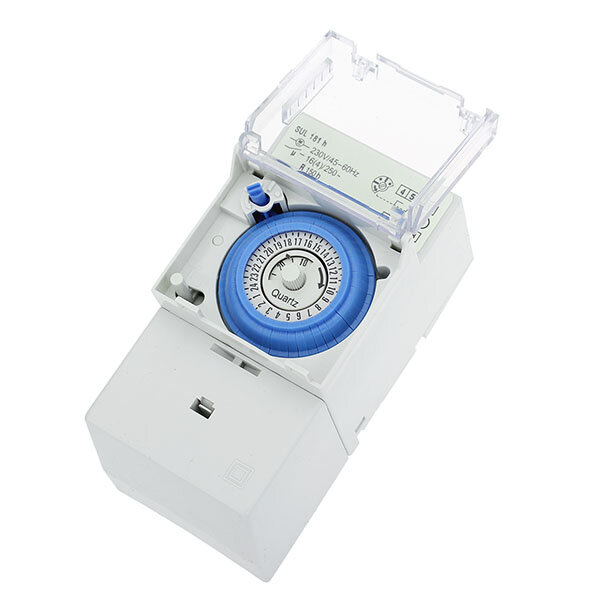 SUL 181H Electronic Timer 230V 45-60Hz 24 Hour Cycle Time фото