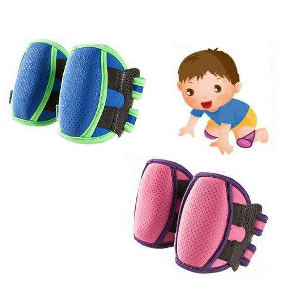 Baby Super Thick Kneepad Baby Crawl Knee Elbow Pads Wristbands