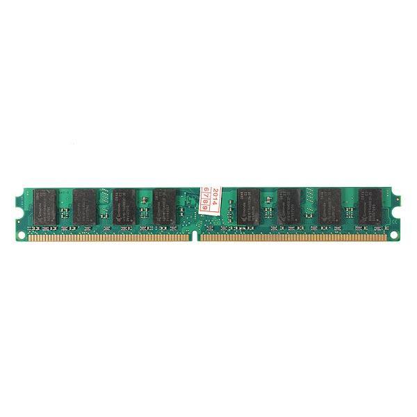 2GB PC2-5300 5300U DDR2-667MHZ 240Pin Desktop AMD DIMM Memory RAM