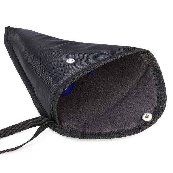 Bolsa de protección 12 hoyos ocarina bolsa protectora impermeable gruesa