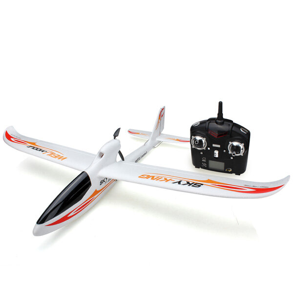 Eachine Mini Mustang P-51D EPP 400mm Wingspan 2.4G 6-Axis Gyro RC Airplane Trainer Fixed Wing RTF One Key Return for Beginner - 1