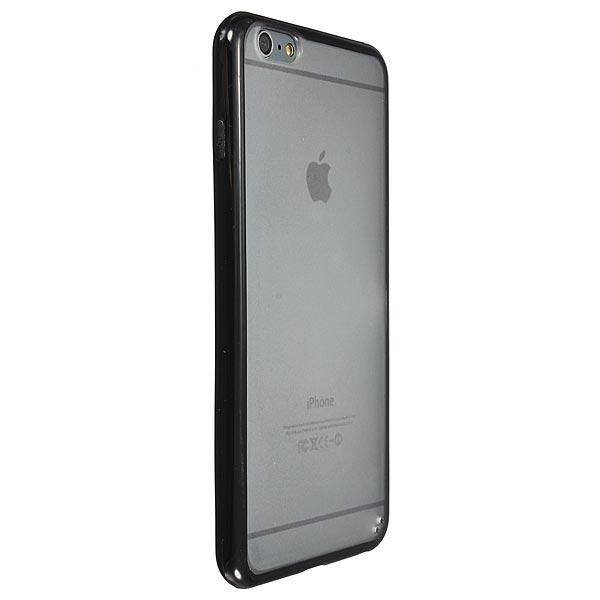 Ốp lưng siêu mỏng TPU mờ PC Vỏ trong suốt cho iPhone 6 Plus & 6s Plus