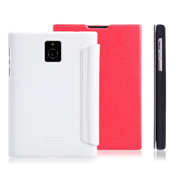 Nillkin V Series Protective Leather Case For BlackBerry Passport