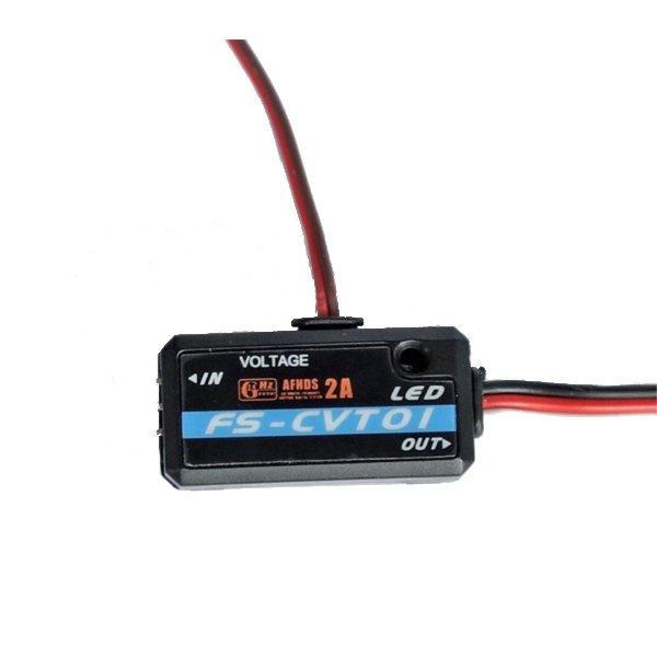 Flysky FS-CVT01 Voltage Collection Module for Flysky iA6B iA10 Receiver