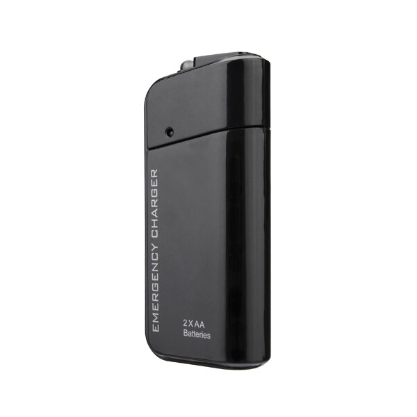 Travel Emergency AA Battery Power Bank External Backup Battery Charger