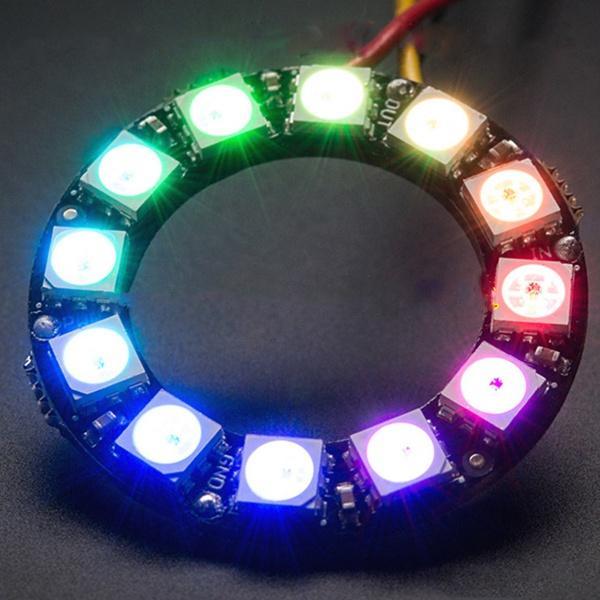 CJMCU 12 Bit WS2812 5050 RGB LED Driver Development Board