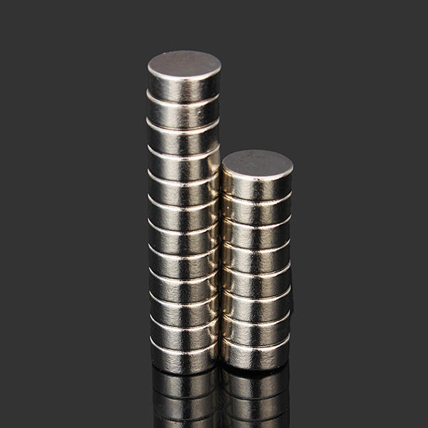 N52 Strong Round Cylinder Magnet 25x20mm Rare Earth Neodymium Magnet - 1