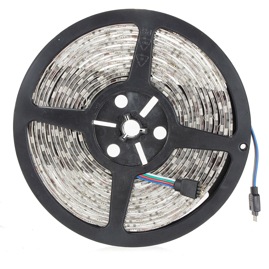 DC12V 5IN1 RGB+CCT LED Strip Light 5050 Flexible Tape Non-waterproof Indoor Lamp Home Decor - 8