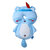 Cute Newborn Baby Drop Protection Pillow Toddler Drop Resistance Pad for Head Back Protective pad