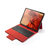 7 Colors Backlit bluetooth Wireless Tablet Keyboard Tablet Case With Pencil Holder For iPad Pro 12.9 Inch 2018