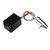Killerbody Smoky Knalpot Alat W / LED Unit Set Fit untuk 1/10 Suku Cadang Mobil RC