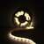 DC5V 1M USB Powered Waterproof LED Strip Light With Touch Dimmer Switch for Outdoor Home Decor