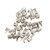 150pcs 2/3/4Pin JST-XH 2.54mm Dupont Connector Male/Female Wire Cable Jumper Pin Header Housing Connector Terminal Kit