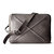 Ekphero Men Solid Casual Multifunction Laptop Crossbody Bag
