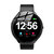 Kospet V12 Tempered Glass Heart Rate Blood Oxygen Breathing Light Music Control Fitness Map Leather Smart Watch