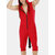 Mens New Casual Solid Color Sleeveless Jumpsuit Sleepwear