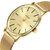 WWOOR 8832 Casual Style Full Steel Men Reloj de pulsera Luminoso Pantalla Reloj Reloj de cuarzo