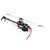 JCZK 450 DFC 6CH 3D Flying Flybarless RC Helicopter Kit With 3700KV Brushless Main Motor