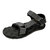 HEMU Men Summer Beach Sandals Breathable Non-slip Wear Resistance Outdoor Wading Sandals