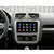 9 Pollici per Android 8.1 Car Stereo MP5 Player 1 + 16G Quad Core 2 DIN Touch Screen GPS bluetooth WIFI per VW Skoda Seat