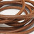 183cm Leather Belt Treadle Parts With Hook For Singer Sewing Machine 5mm Diameter