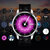 FINOW X7 4G LTE 1+16G GPS Location 2.0MP HD Camera Watch Phone 1.39'' AMOLED Screen IP67 Waterproof Smart Watch Heart Rate Monitor SOS Function Sports Fitness Bracelet
