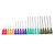 60Pcs/Set Dispensing Needle Kits Blunt Tip Syringe Needles Cap for Refilling and Measuring Liquids Industrial Glue Applicator