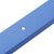 ब्लू 300-1200 मिमी टी-स्लॉट टी-ट्रैक मेटर ट्रैक गुड़ स्थिरता स्लॉट 30x12.8 मिमी टेबल सॉ राउटर टेबल वुडवर्कि