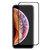 Enkay Full Lim Tempered Glass Beskyttelsesfilm til iPhone XR 2.5D buet kant 0.26mm 9H Film