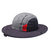 Mens Foldable Breathable  Bucket Hat With String Outdoor Fishing Hat Climbing Sunshade Cap