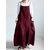S-5XL Casual Spaghetti Straps Solid Color Maxi Women Dress