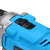 21V 2200RPM Electric Screwdriver Kit 2 Speed Li-Ion Battery Rechargable Electric Screwdriver