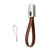 Floveme 2A Micro USB Leather Portable Fast Charging Data Cable For Xiaomi HUAWEI Android Phone