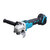 Adjustable Speed Angle Grinder 100mm/125mm Electric Angle Gringder Grinding Cutting Polishing Machine Adapted To Makita Battery