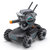 DJI Robomaster S1 STEAM DIY 4WD Kartáčovaný HD FPV APP Control Inteligentní vzdělávací robot s moduly AI Podpora Scratch 3.0 Python Program