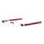 360 Degree Rotating Folding Reading Glasses Unisex Mini Reading Glasses With Clothes Hook