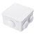 ABS Plastic Dustproof Waterproof IP65 Junction Box Universal Electrical Project Enclosure Junction Case