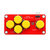 AD Analog Keyboard Module Electronic Building Blocks 5 Keys DIY Geekcreit for Arduino - products that work with official Arduino boards