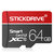 Bakeey StickDrive 8GB 16GB 32GB 64GB 128GB Class 10 High Speed TF Memory Card With Card Adapter For Mobile Phone for iPhone for Samsung Huawei Xiaomi Redmi Note 8 Note 8 Pro