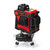 3D 12 Lines Green Blue Line Laser Level  360 Degree Cross Self Leveling Engineer with Red Blue Shell