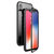 Bakeey Magnetic Adsorption Metal Glass Protective Case for iPhone X/8/8 Plus/7/7 Plus/6s/6s Plus/6/6 Plus