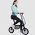 LOOKIS A7 250W Brushless Motor 12 Inches Folding Electric Bike 25km/h Max 30km Mileage Moped Bicycle Max Load 120kg